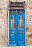 Telefon Aviv Door Stockfotos
