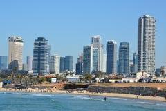 Telefon Aviv Jaffa Lizenzfreie Stockfotografie
