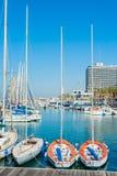 Telefon Aviv Marina Royaltyfri Fotografi