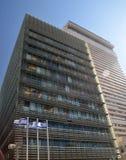 Telefon Aviv Stock Exchange Stockbilder