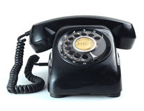 Telefon der alten Art Lizenzfreie Stockfotos