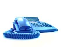 telefon för 3 study Arkivbilder
