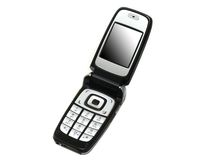 telefon för cell ii Arkivfoton