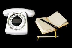 Telefon für Anruf Stockfotografie