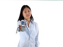 Telefon für Sie lizenzfreie stockfotos