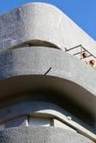 telefon för avivbauhausbyggnad Arkivfoto