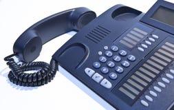 Telefon gebräuchlich Stockfotografie
