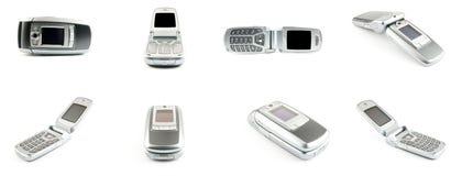 telefon gromadzenia danych Zdjęcie Stock