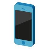 Telefon ikona również zwrócić corel ilustracji wektora Obraz Royalty Free