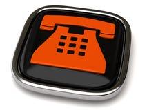 Telefon Ikone Stockbild