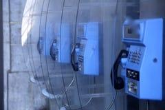 Telefon-Kasten stockbilder