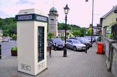 Telefon-Kasten Irland Lizenzfreie Stockbilder
