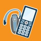 telefon komórkowy Fotografia Royalty Free