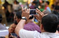 Telefon komórkowy Zdjęcia Royalty Free