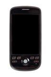 telefon komórkowy ekran sensorowy Zdjęcia Royalty Free