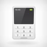 Telefon komórkowy isollated ikona Obrazy Royalty Free