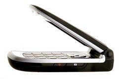 Telefon komórkowy Nieznacznie otwierający 02 Fotografia Stock
