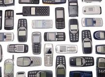 telefon komórkowy udziały Obrazy Stock