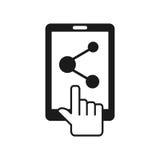 Telefon komórkowy usługa ilustracji