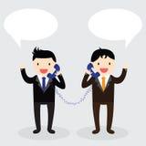 Telefon-Konzept Lizenzfreies Stockfoto