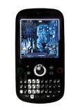 telefon mądrze zdjęcia royalty free