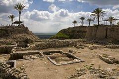 Telefon Megiddo Stockfoto