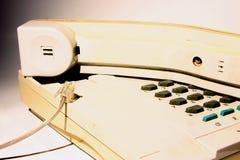 Telefon ohne Zeile Stockfotos