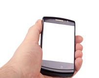 telefon po prostu mądrze zdjęcia stock