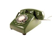telefon retro Zdjęcia Royalty Free