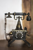 telefon retro Zdjęcia Stock