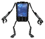 Telefon-Roboter Stockbilder