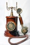 Telefon, rocznika telefon 2 Obraz Royalty Free