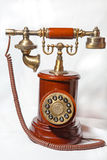 Telefon, rocznika telefon 3 Obrazy Stock