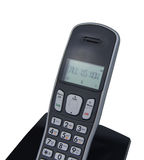 Telefon - rufen Sie uns jetzt an Stockbild
