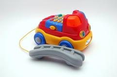 telefon samochodów zabawka Fotografia Stock