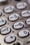 Telefon-Tastaturblock Lizenzfreie Stockfotos