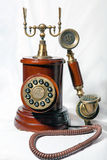 Telefon, Weinlesetelefon 2 Lizenzfreies Stockbild