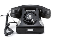 telefon z epoki roku 1940 Obrazy Stock