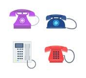 Telefona il vettore del dispositivo delle icone royalty illustrazione gratis