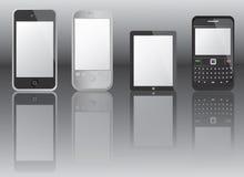 Telefonansammlung Stockfotos