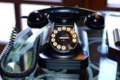 Telefonata Immagini Stock