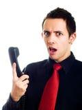 Telefonaufruf Lizenzfreie Stockfotografie