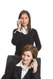 Telefonaufrufe Stockfoto