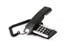 Telefone 3 da mesa Fotos de Stock