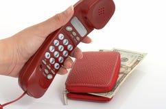 Telefone Fotos de Stock