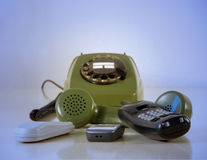 Telefone Lizenzfreies Stockbild