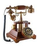 Telefone antigo foto de stock royalty free