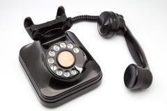 Telefone antigo imagem de stock royalty free