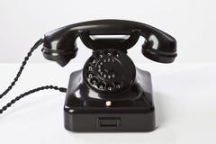 Telefone antigo Fotos de Stock