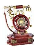 Telefone antiquado imagens de stock